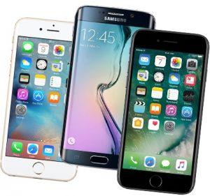 los móviles más vendidos